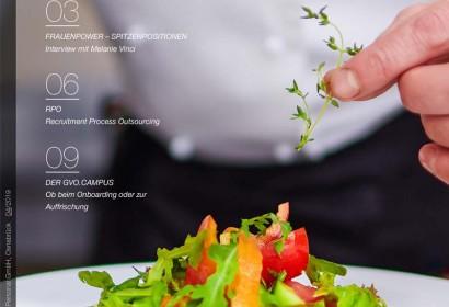 Personaldienstleister für Service & Gastronomie | GVO Personal